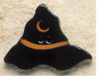 43058 - Witches Hat - 1 1/4in x 1in